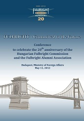 Fulbright 20th Anniversary Conference Program