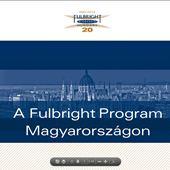A Fulbright Program Magyarországon