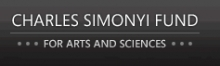 Charles Simonyi Fund for Arts and Sciences