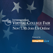 EducationUSA International Virtual College Fair