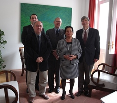 Fulbright initiates Quinnipiac-Semmelweis University Talks