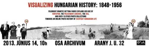 Visualizing Hungarian History