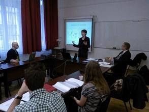 Central European University Krisztina Túry guest lecture