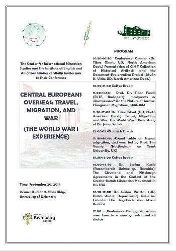 Migration Conference