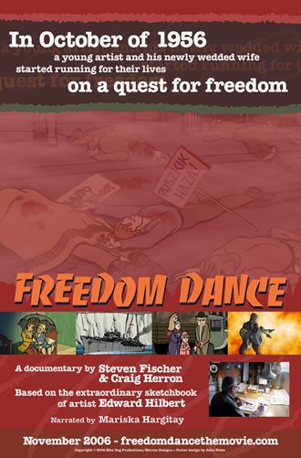 Freedom Dance animated documentary screening
