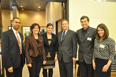 Fulbright Day at the Embassy of Hungary in Washington DC