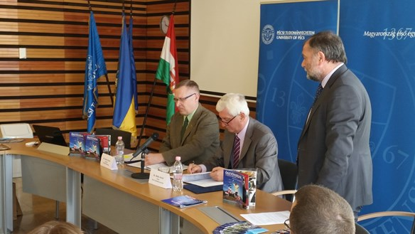 University of Pécs agreement