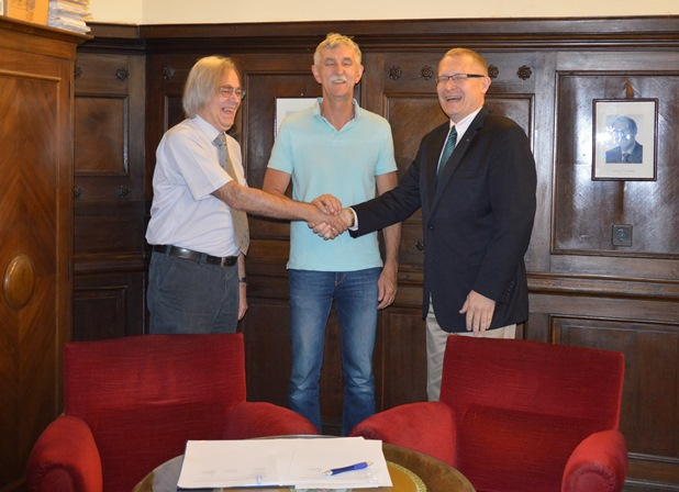 Fulbright and Renyi Institute of Mathematics Establish Joint Student and Scholar Grants