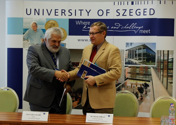 University of Szeged and Fulbright Hungary Establish Joint Grant for US Scholars