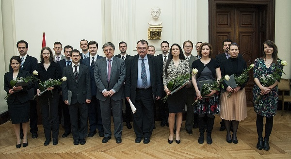 Youth Award of the Hungarian Academy of Sciences