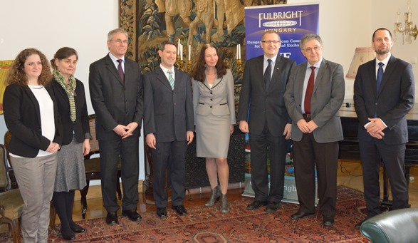 Hungarian Academy of Sciences and Fulbright Sign Cooperation Agreement