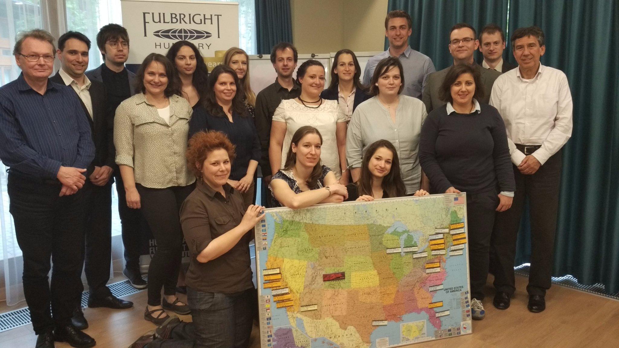 Fulbright Hungary » News