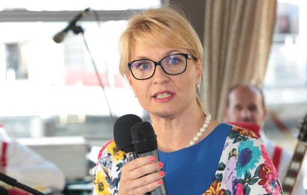 Orsolya Pacsay-Tomassich, Deputy State Secretary