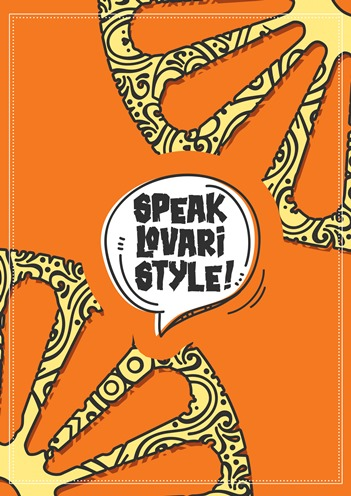 Fulbright Student Project Publishes Speak Lovari Style!