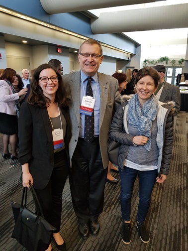 Fulbright Hungary tours Ohio, Grantees and Alumni Present at Hungarian Studies Conference in Cleveland