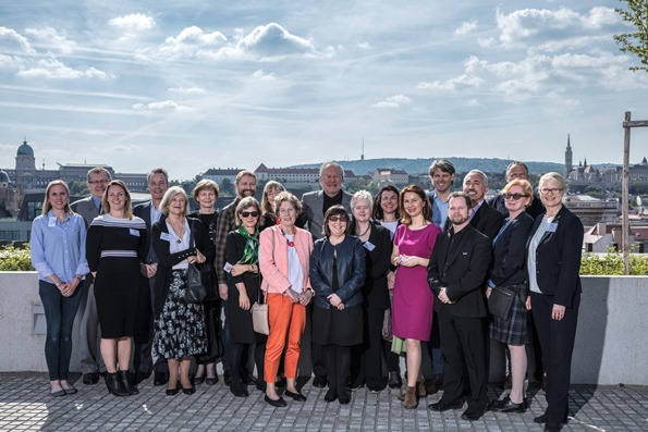 Fulbright Hungary hosts all European Executive Directors