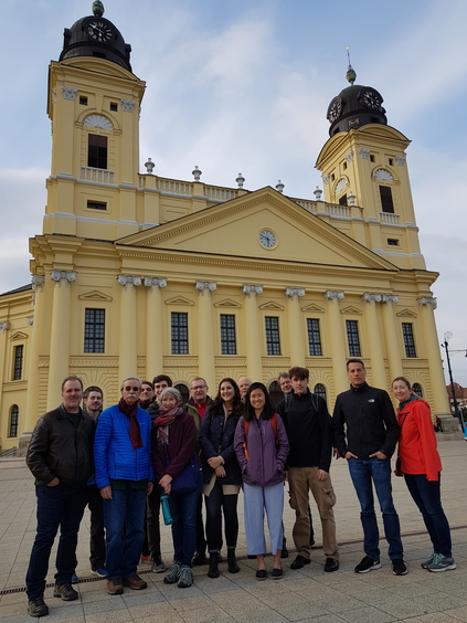 Brownbag to Debrecen and Hortobágy National Park (April, 2019)